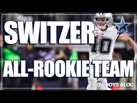 Ryan Switzer 2017 PFWA All-Rookie Team