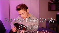 Put Your Head On My Shoulder - Paul Anka (Cover By Ian Grey)