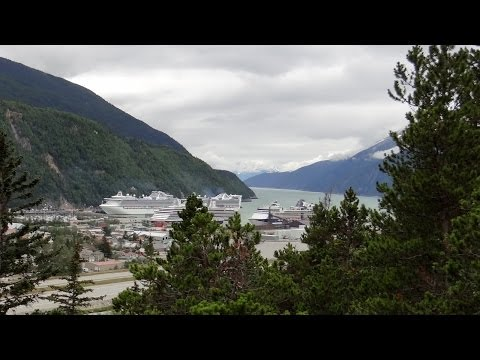 Skagway, Alaska (Bus Ride)