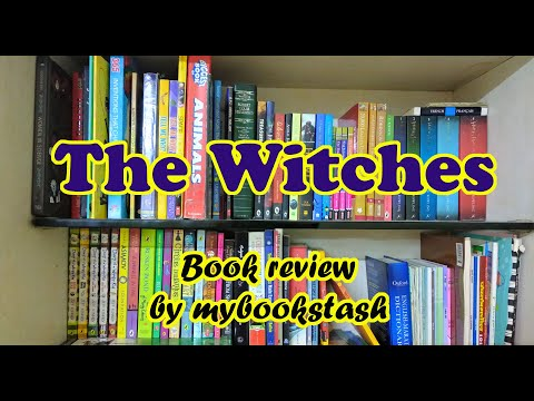 Roald Dahl Books | The Witches | Full book review by mybookstash