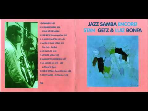 Stan Getz & Luiz Bonfa - Ebony Samba (First Version) (HQ)