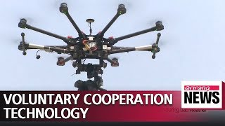 S. Korea to invest US$ 6.49 mil. in new robot and drone technology