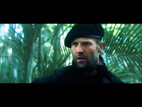 The Expendables 2 Movie CLIP - Sniper - Sylvester Stallone Movie [HD]