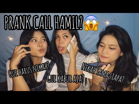 Prank call sahabat SAMPE NANGIS??!