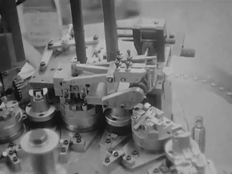 Sound Design --  Women In European Manufacturing Plant