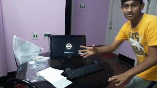 Dell all in one desktop unboxing and review