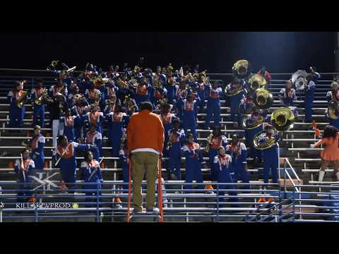 Hunters Lane High School Marching Band - Narcos - 2018