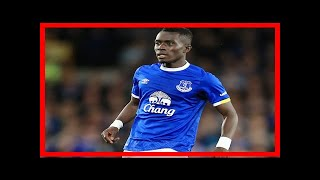 [NEWS 24h] Everton open contract talks with idrissa gueye