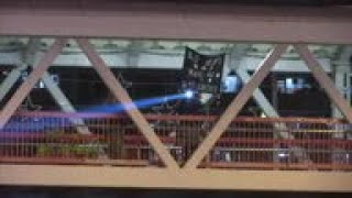 Protesters in HKong vandalise storm mall