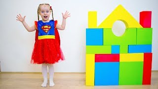 Download Mp3 Gaby Want To Be Superhero In Real Life