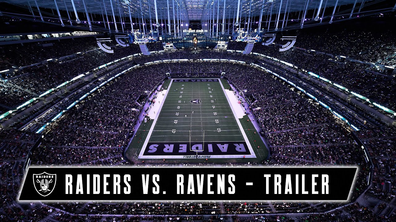 'Monday Night Football' preview: What to watch for in Ravens-Raiders