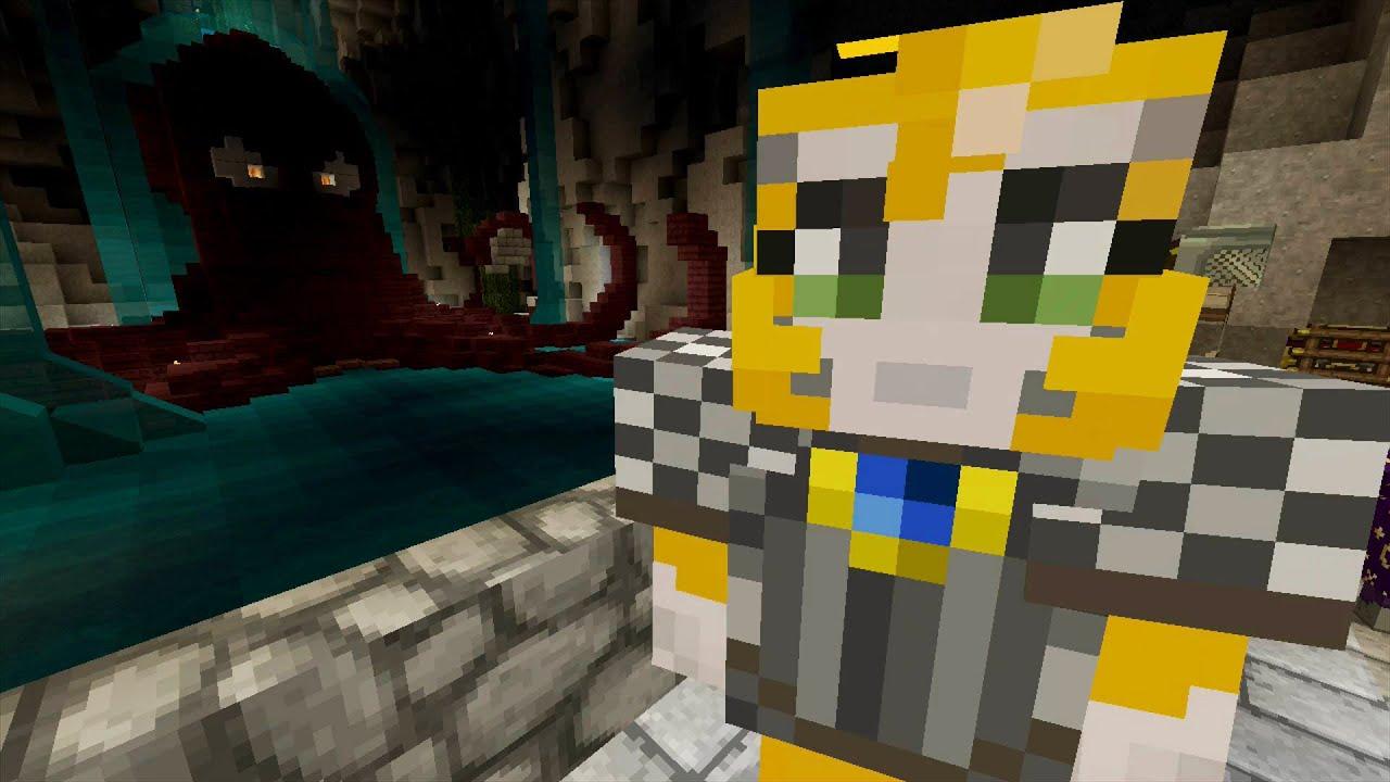 Mario Wallpaper Hd Minecraft Xbox Wonder Wharf The Kraken 3 Youtube