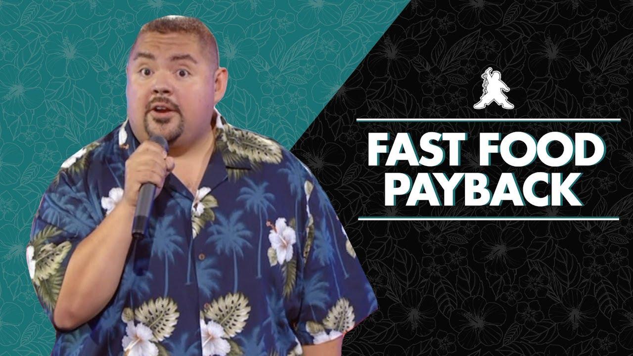 Fast Food Payback | Gabriel Iglesias