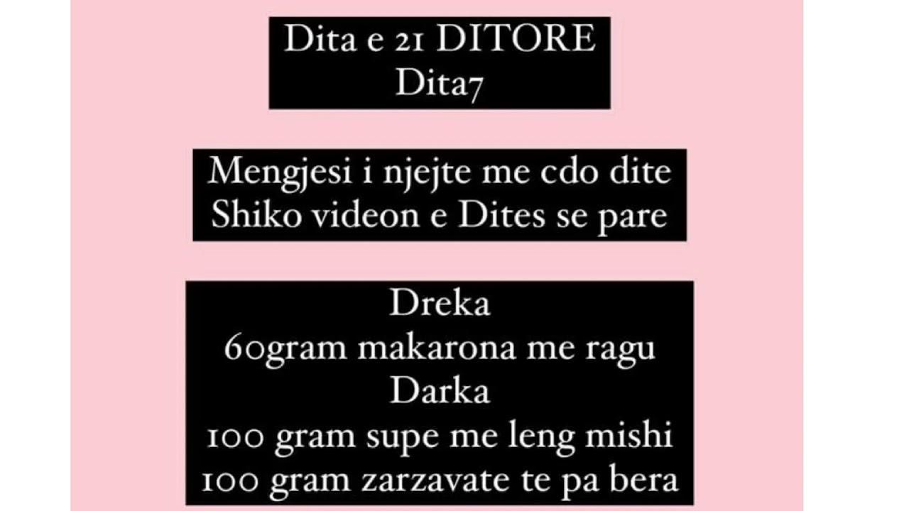 dieta 7 ditore)