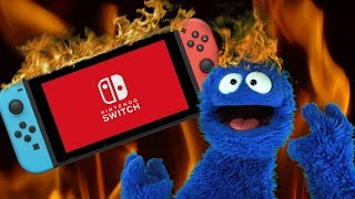 The Switch. Is. On. FIRE.