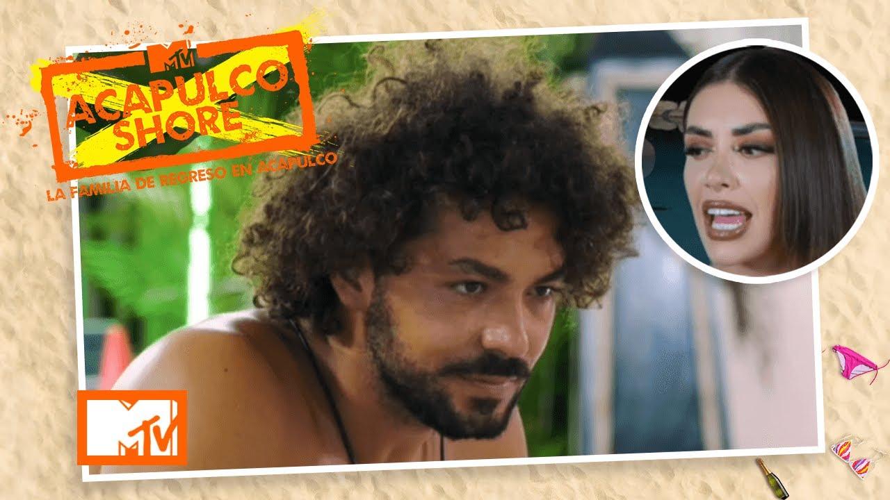 Se divide la casa en bandos por la pelea entre Beni y Ramiro   MTV Acapulco Shore T8