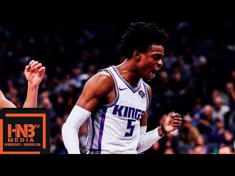 Indiana Pacers vs Sacramento Kings Full Game Highlights | 12.08.2018, NBA Season
