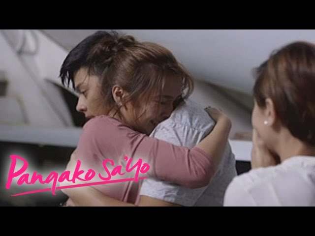 Pangako Sa'Yo: Saved from danger #1