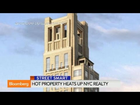 NYC's Priciest Penthouse Lists for $130 Million