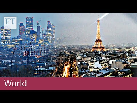British v French economies | World