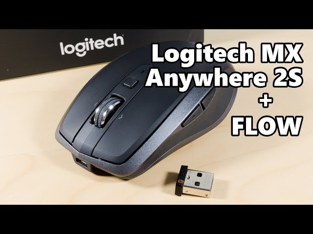 Review - Logitech MX Anywhere 2S : One Mouse, 3 Machines   Nasi