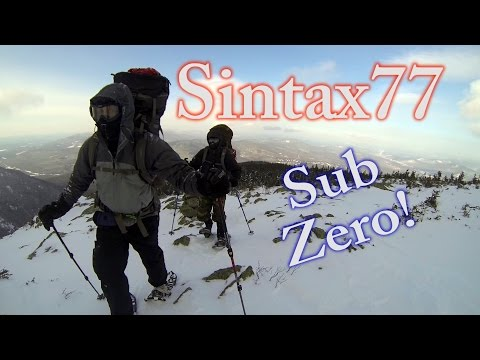 When Sub-Zero Camping Goes Wrong - Winter Backpacking in the White Mountains
