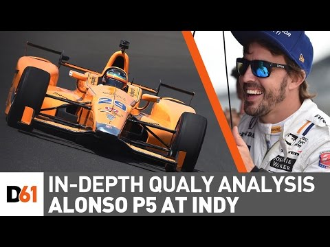 Fernando Alonso Qualifying P5 for Indy 500: Analysis by IndyCar Expert & Racing Driver