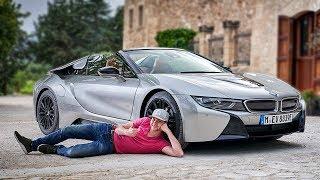 Warum ich für 171.000€ den NEUEN BMW i8 ROADSTER kaufen würde