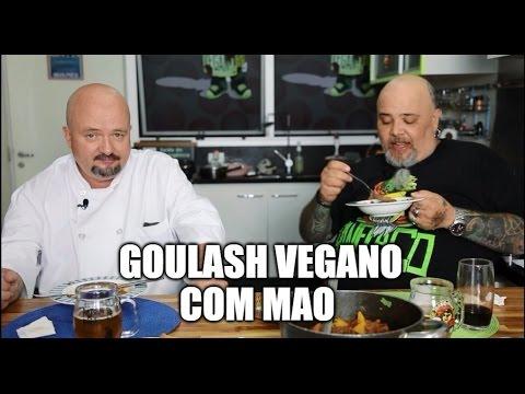 Goulash Vegano Com Mao | Panelaço Com João Gordo