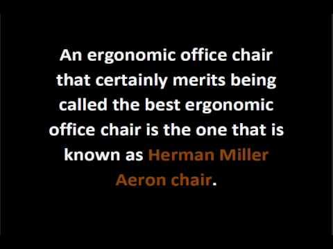 Ergonomic Office Chairs | ergonomic office chair | Best Ergonomic Office Chair