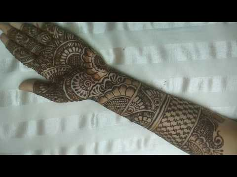 Mehndi design for Eid | Full hand mehndi design | Latest mehndi design | Divine mehndi Arts thumbnail