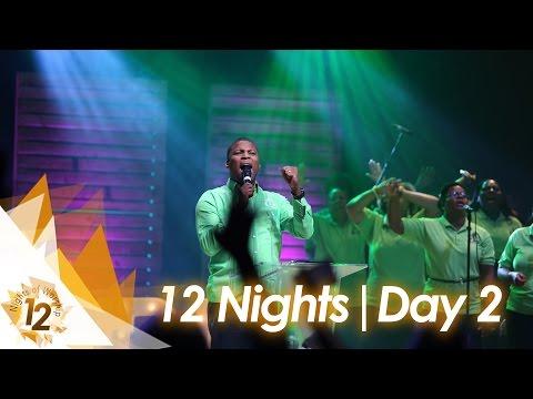 Pasteur Gregory Toussaint | 12 Nights of Worship | Février: Mois de Révélation Surnaturelle | Day 2