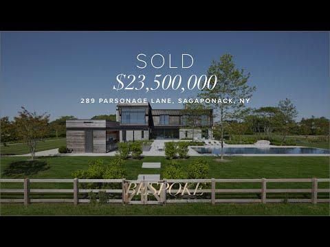 Hamptons Real Estate – 289 Parsonage Lane Sagaponack