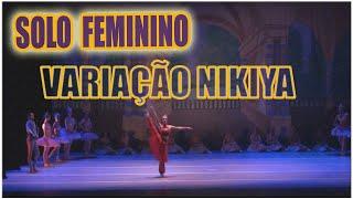 Variação La Bayadère - Nikiya Ballet