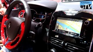 2013 Renault Clio 4 Dynamic TCe 90 - In Detail (1080p FULL HD)