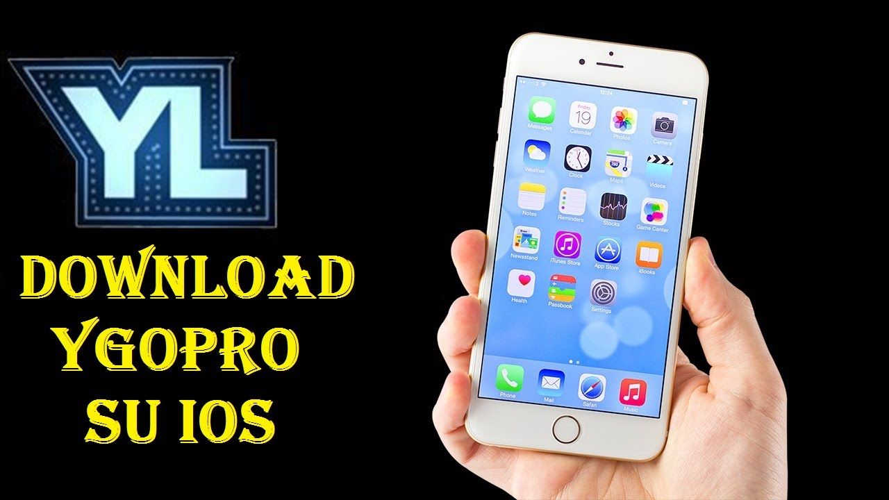 Download ygo pro ios - linux - mac ITA