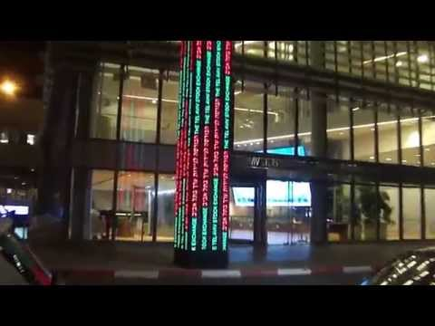 STOCK EXCHANGE  telaviv israel