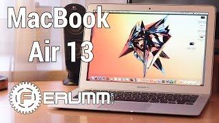 Apple MacBook Air 13 2014 полный обзор ультрабука. Все особенности MacBook Air 13 от FERUMM.COM(Apple MacBook Air 13 2014 цены и наличие: http://manzana.ua/apple-macbook-air-13-md760-2014 MacBook Air 13 - оптимальный рабочий ультрабук ..., 2014-10-29T22:55:00.000Z)