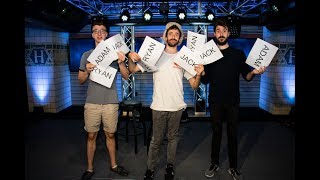 Find out what AJR really think of each other when they play the name game.