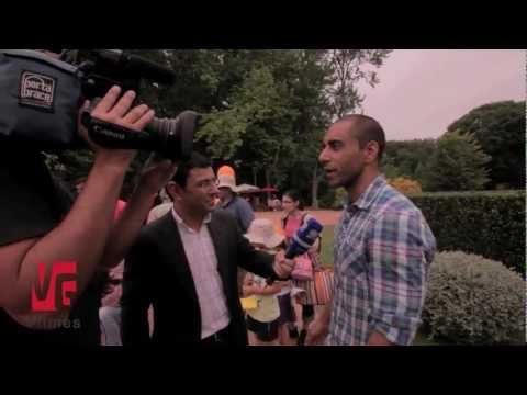 (RTP) Radio Television Portugal Interviews Mehdy Ghannad at Serralves Em Festa