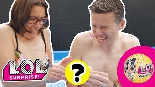 LOL SURPRISE 💦: Apertura di Coppia in PISCINA