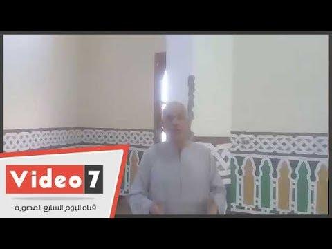 أهالي مركز المنشاة بسوهاج يطالبون بإحلال وتجديد المسجد الكبير