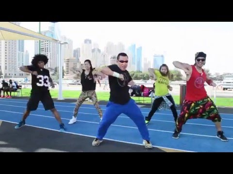 Love Yourself|| Justin Beiber Zumba® Fitness Choreo by Dhonz Librel