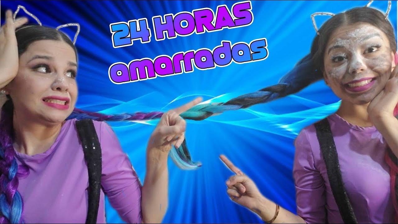 24 Horas Amarradas - Dulcy Chongo Extremo / Gaby y Gilda