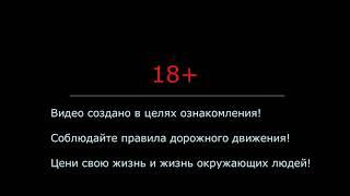 Жесткие Мото ДТП 18+ , Подборка! / Видео
