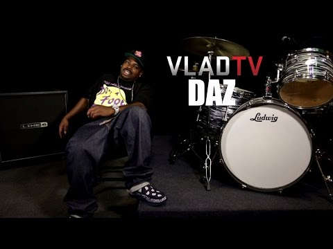 Daz Dillinger: Michel'le F***ed Up Death Row