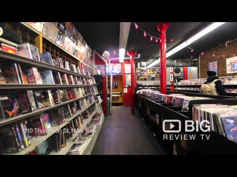 Generation Records a Record Store New York for Music, DVDs and Vinyl Records