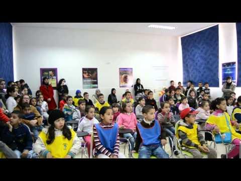 Karaoke avec les enfants le 01 Mars 2014