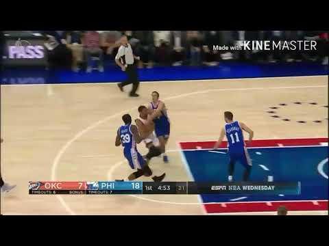 NBA Beast Mix Say A A Boogie Wit Da Hoodie