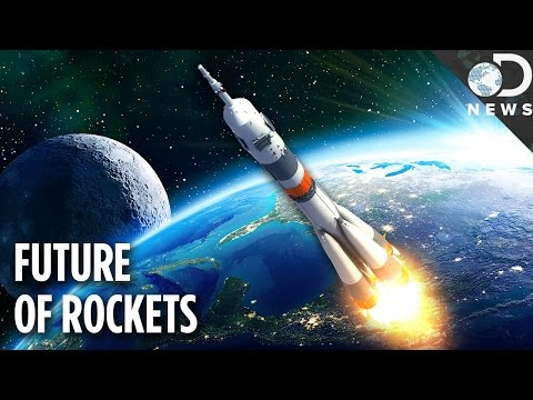 What Will Rockets Look Like In The Future?